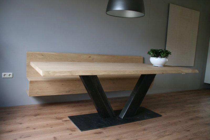 Tafel en bank groningen 2015 stoel ontwerp for Tafel ontwerp